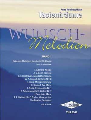 mittelschwer Tastenträume Band 2 Anne Terzibaschitsch Schule Klavier