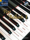 Carsten Gerlitz - Pop Ballads 1, m. Audio-CD