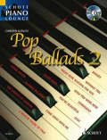 Carsten Gerlitz - Pop Ballads 2, m. Audio-CD